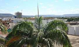 Barreiras - Barreiras-BA-Vista parcial da cidade-Foto:cerrado