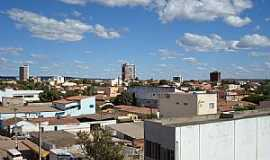 Barreiras - Barreiras-BA-Vista parcial-Foto:cerrado