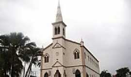 Barreiras - Catedral de São João Batista em Barreiras-Foto:Vicente A. Queiroz