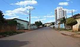 Barreiras - Rua de Barreiras-Foto:cerrado