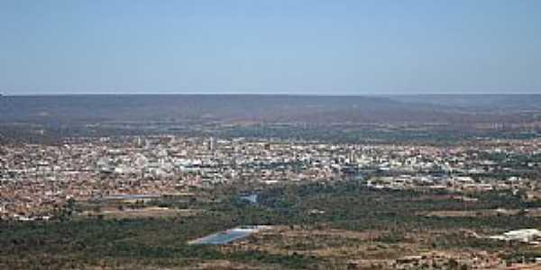 Barreiras-BA-Vista a�rea-Foto:cerrado