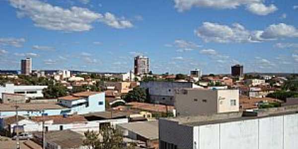 Barreiras-BA-Vista parcial-Foto:cerrado