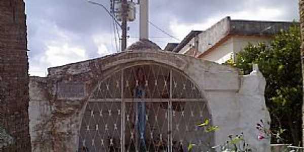 Torreões-MG-Gruta de N.Sra. de Lourdes-Foto:Raymundo P Netto