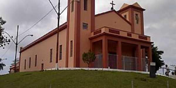 Torreões-MG-Igreja de São Francisco de Paula-Foto:Raymundo P Netto