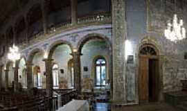 São José das Três Ilhas - Interior da Igreja de São José-Foto:Luiz Antonio N. Juni…