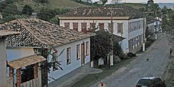 Imagens da localidade de São José das Três Ilhas, distrito de Belmiro - MG