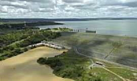Tr�s Marias - Barragem em Tr�s Marias-MG-Foto:renato weil