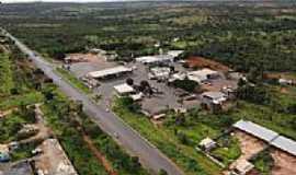 Tr�s Marias - Vista a�rea parcial de Tr�s Marias-MG-Foto:7 ares