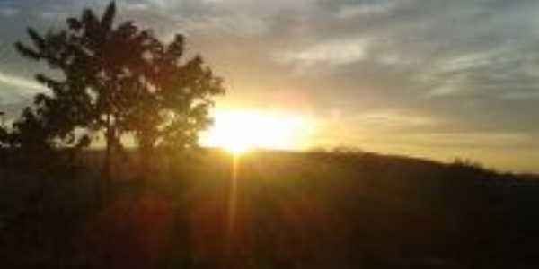 Sol nascendo na fazenda dos cunha, Por Sidinei Santos Ferreira