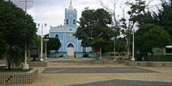 Igreja-Foto:Sinigali