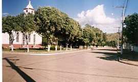 Tumiritinga - Tumiritinga-MG-Rua da Matriz-Foto:Bernadete R