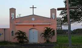 Tupaciguara - Tupaciguara-MG-Capela do Divino Pai Eterno-Foto:Altemiro Olinto Cristo