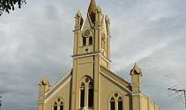 Tupaciguara - Tupaciguara-MG-Matriz de N.Sra.da Abadia-Foto:Altemiro Olinto Cristo