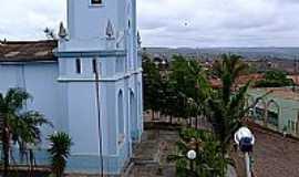 Turmalina - Igreja, por Jose Gustavo A. Murta
