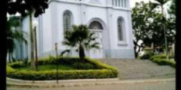 Igreja Matriz 1, Por Elenice Moreira