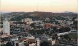 Ubá - Vista panoramica, Por William Germano Pereira
