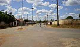 Ubaí - Avenida Principal de Ubaí-MG-Foto:WagnerMartinsMG