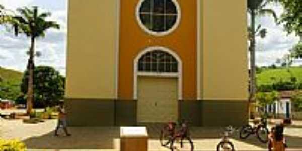 Ubaporanga-MG-Igreja de São Sebastião-Foto:sgtrangel