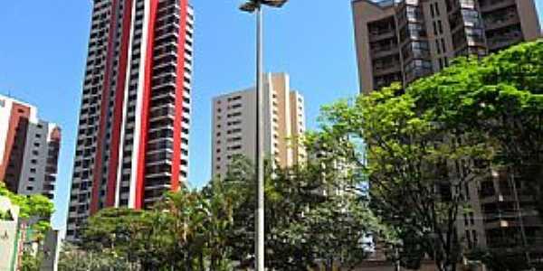 Uberlândia-MG-Praça coronel Carneiro-Foto:Letícia A Oliveira