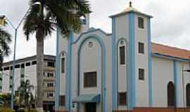 Una� - Igreja Matriz N.S.da Concei��o foto Altemiro Olinto Cristo