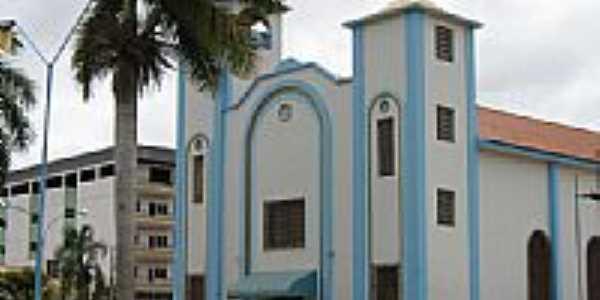 Igreja Matriz N.S.da Conceição foto Altemiro Olinto Cristo