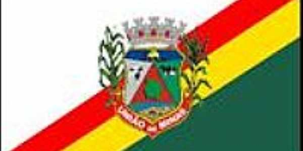 Bandeira de  Uniao de Minas - MG