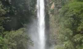 Uruana de Minas - Cachoeira da Jiboia-Foto:Lorena Delduca Herédias