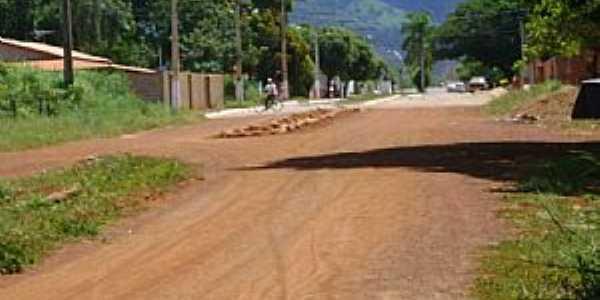Uruana de Minas-MG-Rua de Uruana-Foto:João Cássio Barbosa Costa