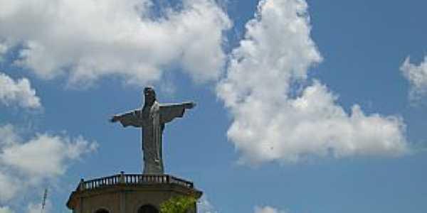 Cristo em Uruc�nia - MG por Marco Ant�nio Caldeira