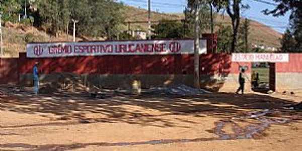 Gr�mio Esportivo Urucaniense (GEU) - Est�dio Manuel�o - por fabpelucci