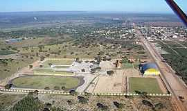 Urucuia - Vista da cidade de Urucuia Por Alberto Cavalcanti