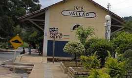 Valão - Valão-MG-Antiga Estação Ferroviária-Foto:djsalnd