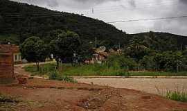 Valão - Valão-MG-Entrada do Distrito-Foto:Salvino Olegario
