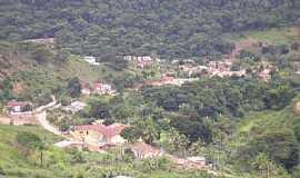 Valão - Valão-MG-Vista do Distrito-Foto:Salvino Olegario