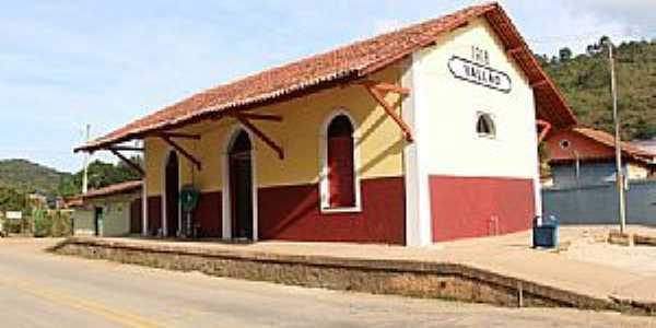 Imagens da localidade de Valão, distrito de Poté - MG