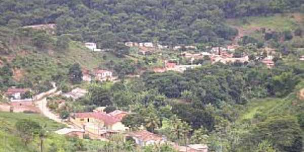 Valão-MG-Vista do Distrito-Foto:Salvino Olegario