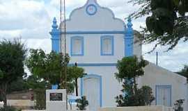 Barro Vermelho - Barro Vermelho-BA-Igreja de São João-Foto:Geraldo José