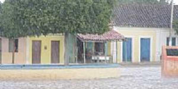 Casario de Barro Vermelho-BA-Foto:Ewerton Matos