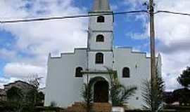 Vargem Grande do Rio Pardo - Igreja Matriz em Vargem Grande do Rio Pardo-Foto:GPS Mineiro
