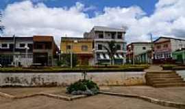 Vargem Grande do Rio Pardo - Praça em Vargem Grande do Rio Pardo-Foto:GPS Mineiro