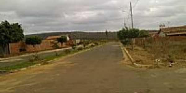 Avenida de Vargem Grande do Rio Pardo-Foto:jonas oliveira
