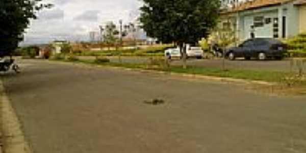 Posto de Saúde da Vila Bráz em Vargem Grande do Rio Pardo-Foto:jonas oliveira