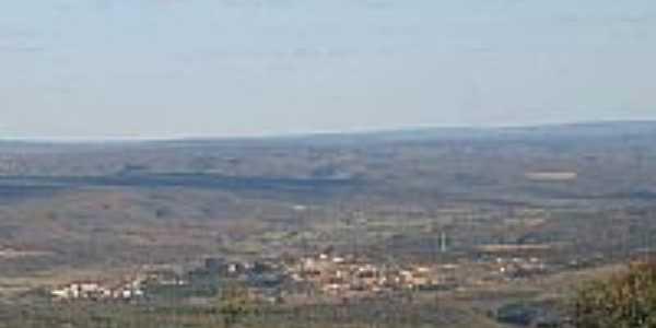 Vista da cidade e região de Vargem Grande do Rio Pardo-Foto:Wesley Fernando