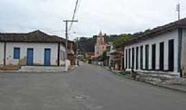 Vargem Linda - Casario e ao fundo a Igreja em Vargem Linda-Foto:zedavargem@hotmail.c...