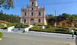 Vargem Linda - Praça e Igreja de Santo Antônio em Vargem Linda-Foto:zedavargem@hotmail.c...