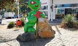 Varginha - Varginha-MG-Mascote da cidade-Foto:Elpídio Justino de Andrade