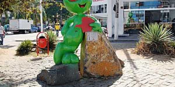 Varginha-MG-Mascote da cidade-Foto:Elpídio Justino de Andrade