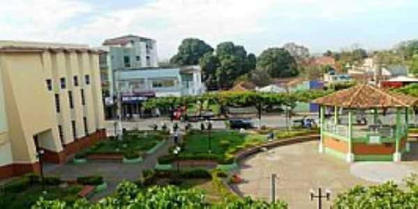 Imagens da cidade de Várzea da Palma - MG