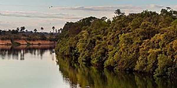 Várzea da Palma-MG=== Rio das Velhas   Fotografia de Alliton Junior