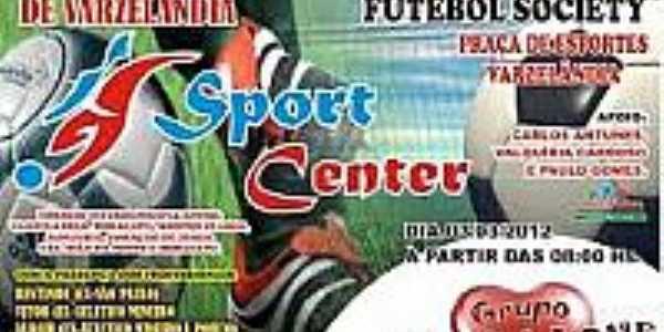 1º Torneio de Futebol Society em Varzelândia-MG